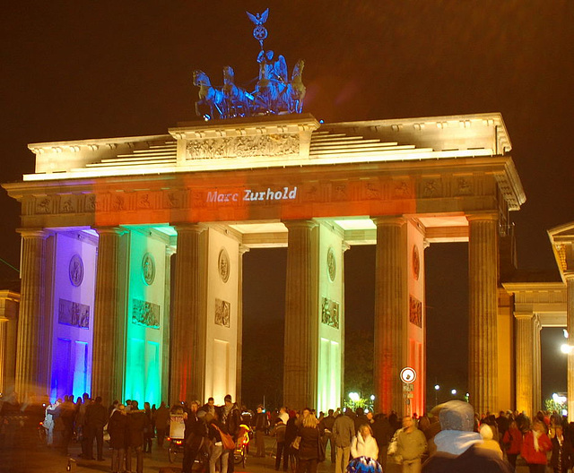 Festival of lights in Berlin40
