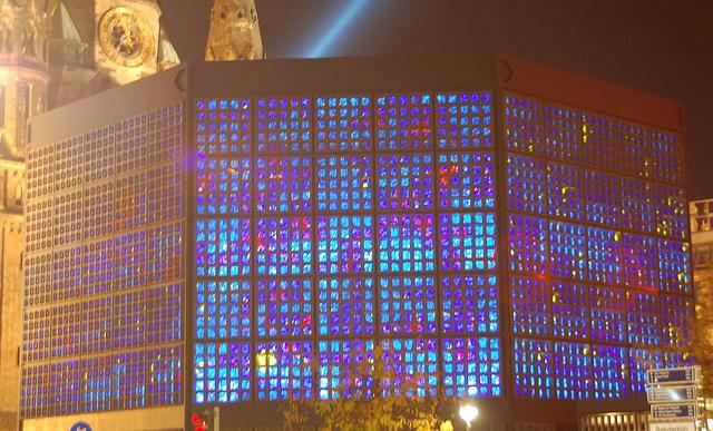 Festival of lights in Berlin46