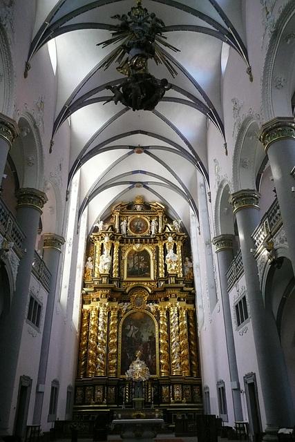 Die Marktkirche in Paderborn