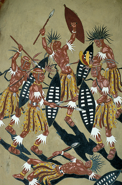 Tribal painting 1
