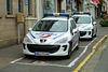 Concarneau 2014 – Police Peugeots