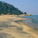 At the Beach on Lake Malawi