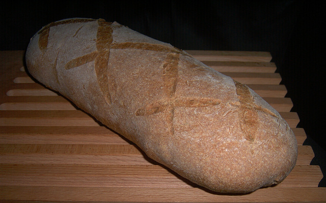Charles van Over's Hearth Bread
