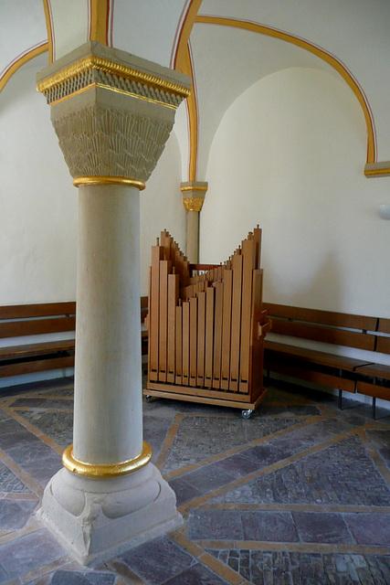 Die Abtskapelle der Abdinghofkirche