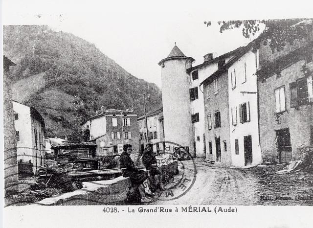 Mérial en 1936