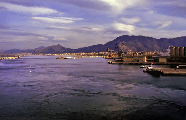 Palermo Harbour