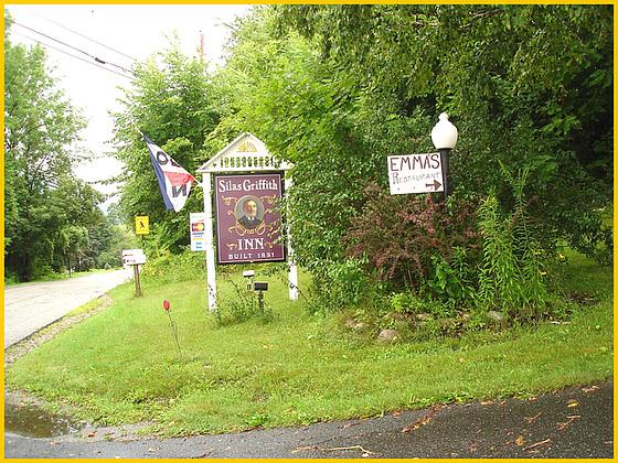 Silas Griffith Inn / Vermont, USA / August 6th 2008.
