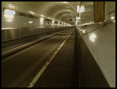 Hamburg, Alter Elbtunnel
