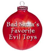 Bad Evil Christmas Toys