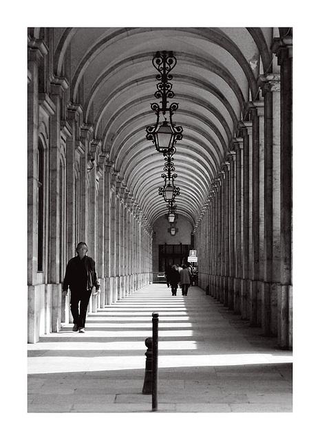 Lisbon Arches