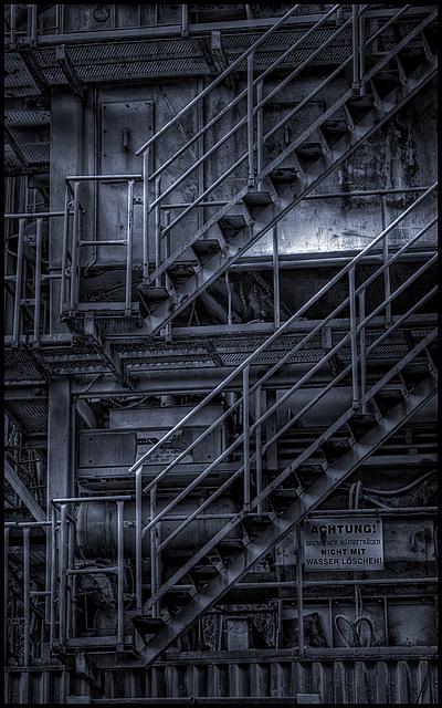 graphite factory