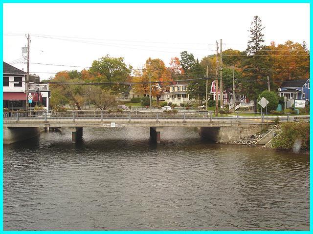 North Hartley - Québec , Canada - 8 octobre 2007