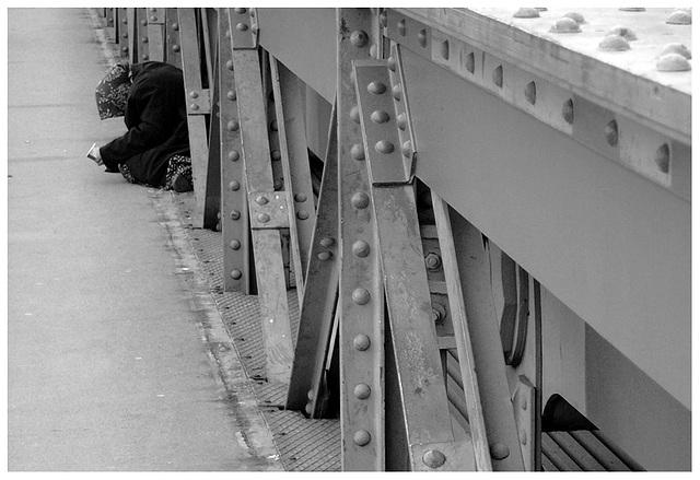 Budapest Beggar