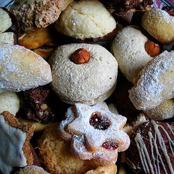 Weihnachtsgebäck - christmas cakes