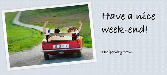 Have a nice week-end, dear friends!