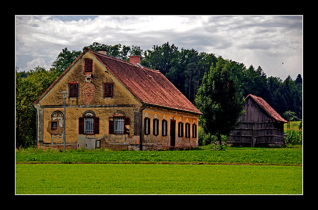 Old house in Western Styria