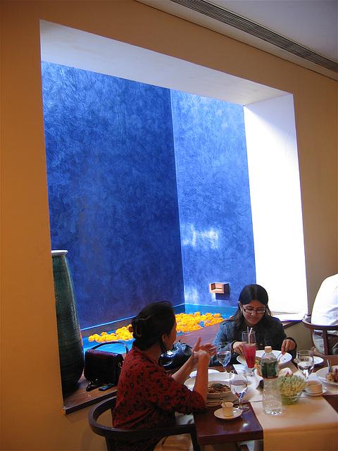 Indigo restaurant Bombay