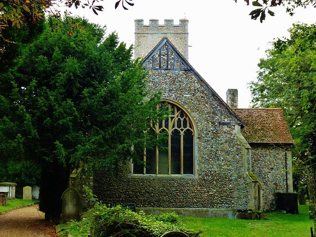white roding church, essex
