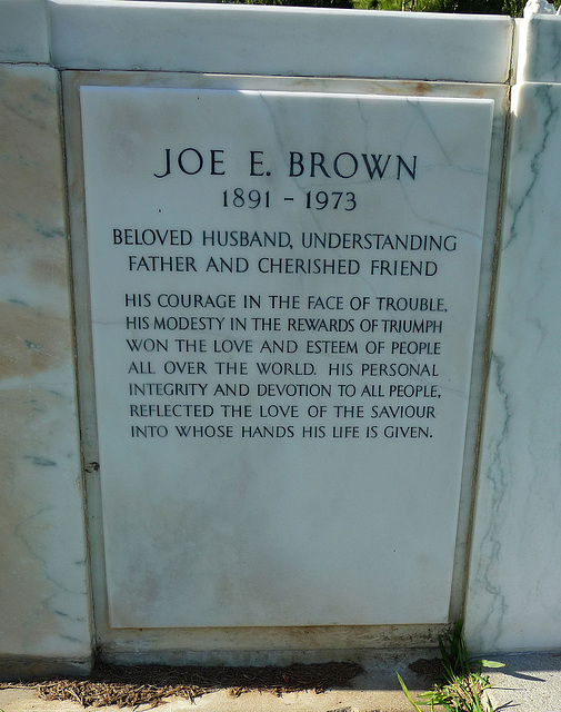 Joe E. Brown (2005)