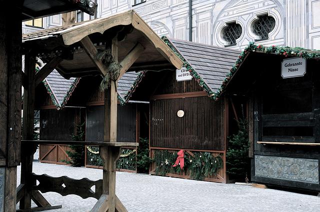 Munich - Christmas Fair