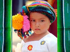 Princesa Xochitl, enfant du Chili