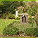 Cjellerup. Cimetière de Copenhague- Copenhagen cemetery- 20 octobre 2008