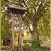 Cloche du repos éternel- Eternal rest bell.  Cimetière de Copenhague- Copenhagen cemetery- 20 octobre 2008