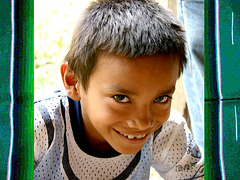Kuntur, enfant du Chili