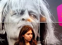 Kinski, aktoro, kun nekonatino