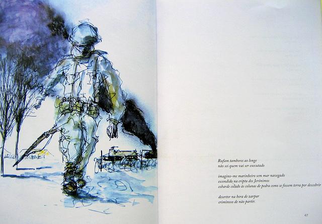 Deserter (illustration)