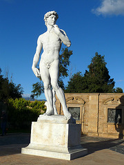 Michelangelo's 'David' - Forest Lawn Glendale (2044)