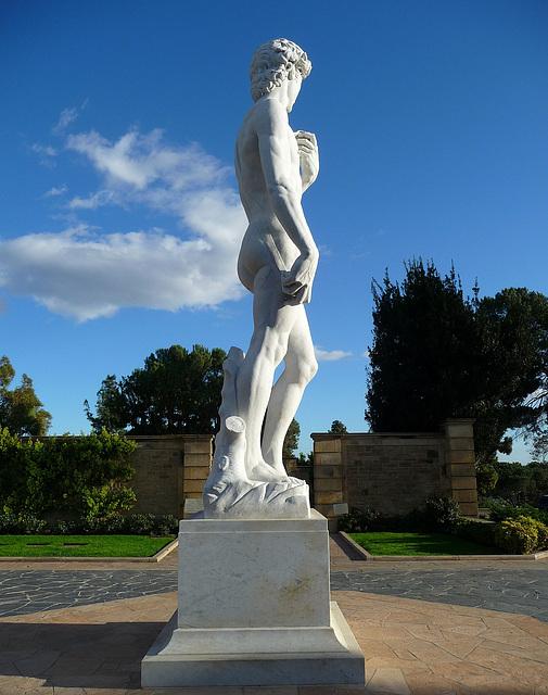 Michelangelo's 'David' - Forest Lawn Glendale (2046)