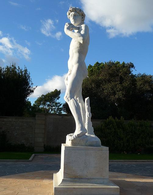 Michelangelo's 'David' - Forest Lawn Glendale (2048)