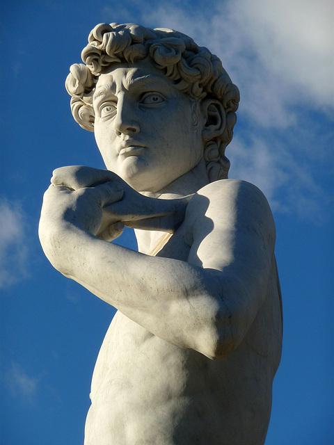 Michelangelo's 'David' - Forest Lawn Glendale (2049)