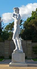 Michelangelo's 'David' - Forest Lawn Glendale (2051)