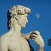 Michelangelo's 'David' - Forest Lawn Glendale (2062)