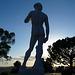 Michelangelo's 'David' - Forest Lawn Glendale (2067)