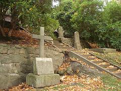Cimetière de Helsingborg /  Helsingborg cemetery-  Suède / Sweden - The Lundbergs / 22 octobre 2008.