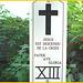 Notre-Dame de Fatima-  Station XIII. Entre Rivière-du-Loup et Rimouski- Qc, CANADA. 22 juillet 2005.