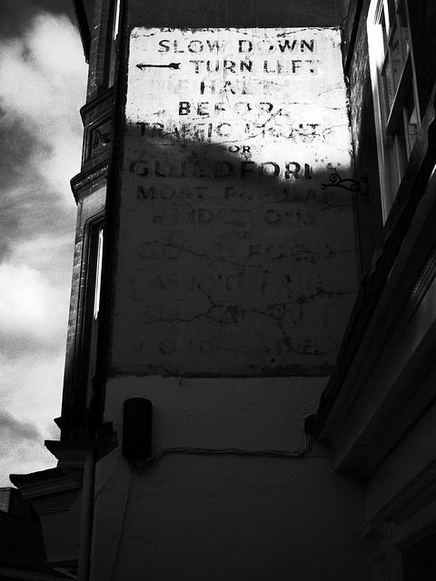 Guildford Sign 1
