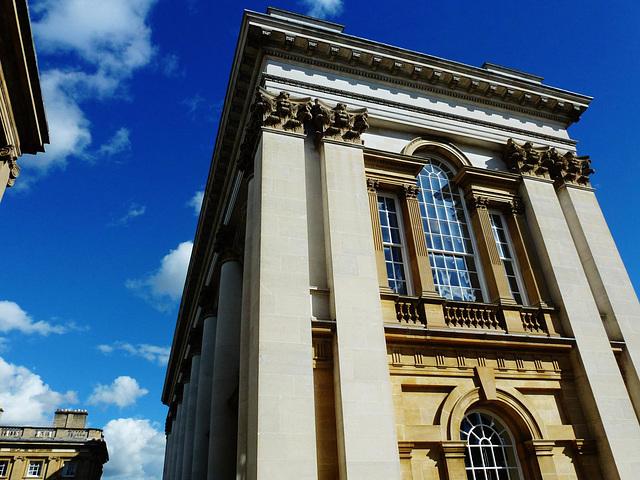 christ church library, oxford