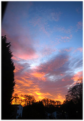 Frimley Sunrise 1