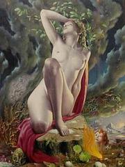 Eveil du Printemps, œuvre de Georges Aglave