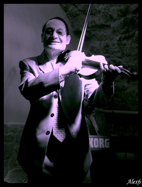 Au violon...