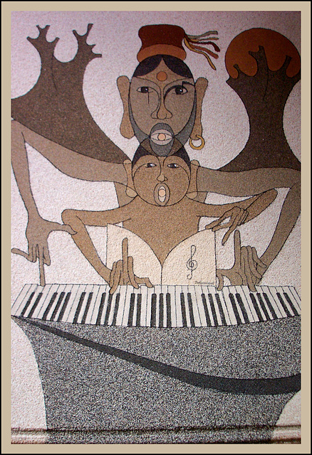 Josie Balzamont : Piano à quatre mains