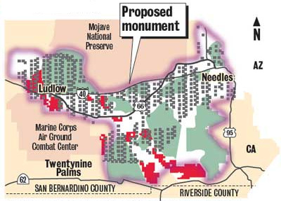 Proposed National Monument