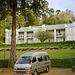 """La """"St. Andrews""""-hotelo en Nuwara Eliya, loko siatempe tre ŝatata de la angloj pro la modera klimato en alteco de ĉ. 1900 m"""