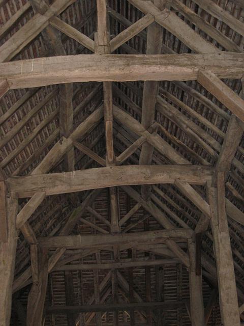 Brancion village médiéval - la halle