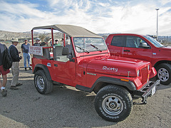 Desert Adventures Jeep (1557)