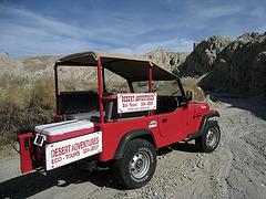 Desert Adventures Jeep (1632)